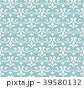 バロック様式 パターン 柄のイラスト 39580132