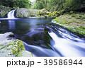 黎明の滝 菊池渓谷 川の写真 39586944