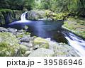 黎明の滝 菊池渓谷 川の写真 39586946