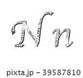 シルバー 銀 銀色のイラスト 39587810