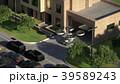 車 自動車 都市のイラスト 39589243