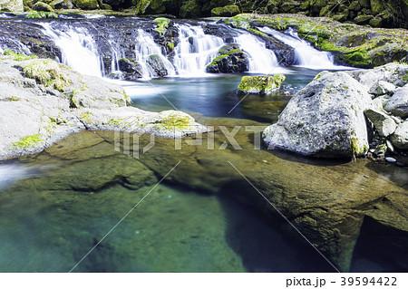 美しい菊池渓谷 39594422