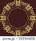 円形 円 丸のイラスト 39594806