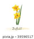 フラワー 花 植物のイラスト 39596517