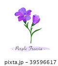 フラワー 花 植物のイラスト 39596617