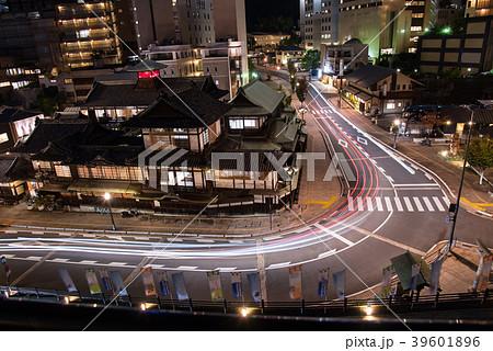 愛媛 道後温泉の夜景 39601896