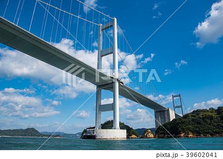 しまなみ海道 大島 来島海峡大橋 39602041