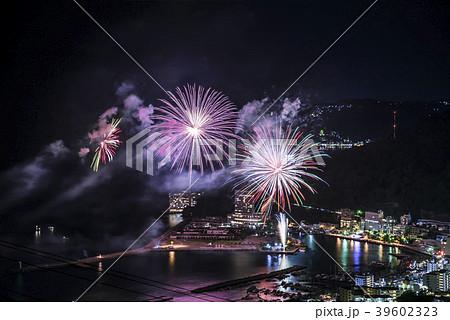 【熱海海上花火大会】 39602323