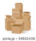 ボックス ベクタ ベクターのイラスト 39602436