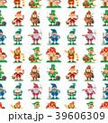 ベクトル 格言 シームレスのイラスト 39606309