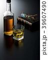 ウイスキー スコッチ バーボンの写真 39607490