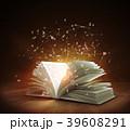 魔術 魔法 マジックのイラスト 39608291