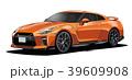 車 スポーツカー 自動車のイラスト 39609908