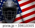 ヘルメット かぶと キャッチャーのイラスト 39610305