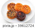 焼き菓子 クッキー お菓子の写真 39612724