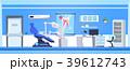 歯医者 歯科医 歯科医師のイラスト 39612743