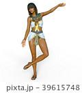 女性 ポーズ ファッションのイラスト 39615748