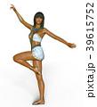 女性 ポーズ ファッションのイラスト 39615752