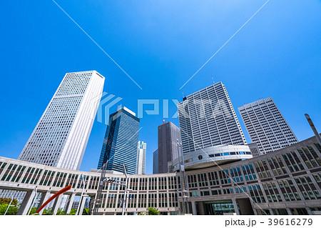 《東京都》新宿副都心・ビジネス街 39616279