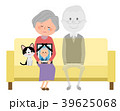 シニア女性 パートナーロス 39625068