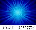 背景 光 放射状のイラスト 39627724