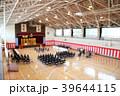 高校の入学式のイメージぼかし有 39644115