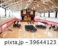 高校の入学式のイメージぼかし有 39644123