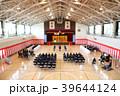 高校の入学式のイメージぼかし有 39644124