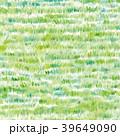 手描きの草模様 39649090