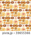 クッキー 食 料理のイラスト 39655366