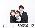 若い家族写真 39656112