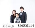 若い家族写真 39656114