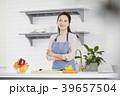 料理の 料理中 キッチンの写真 39657504