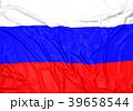 ロシア国旗 39658544