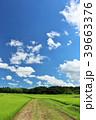 青空 晴れ 夏の写真 39663376