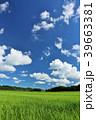 青空 晴れ 夏の写真 39663381