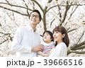 桜 ポートレート 家族の写真 39666516