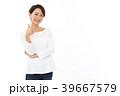 女性 アジア人 ビジネスウーマンの写真 39667579