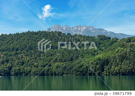 Lake of Levico Terme - Trentino Italy 39671799