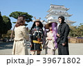 侍・忍者・姫を見て喜ぶ歴女 39671802