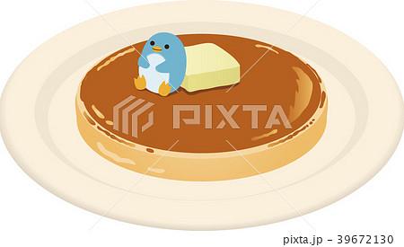 パンケーキとペンギン 39672130