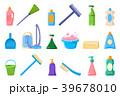 器具 道具 用具のイラスト 39678010