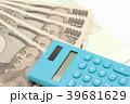 お金と通帳 39681629