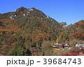 昇仙峡 覚円峰 紅葉の写真 39684743