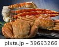 毛ガニ カニ 蟹の写真 39693266