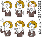 女性の病気の症状6種類 39702392