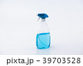 Cleaning spray isolated on a white background 39703528