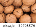 Walnuts background texture  39703579