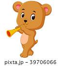 くま クマ 熊のイラスト 39706066