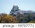 和歌山城 桜 春の写真 39707771